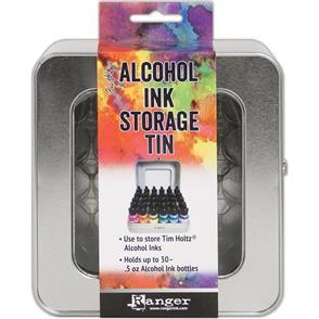 Ranger Ink Tim Holtz Alcohol Ink Storage Tin