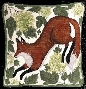 Bothy Threads  Tapestry Kit - Spring Fox Tapestry