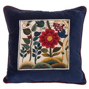 Crewel Work Company  Needlework Kit: Lady Anne's Flowers