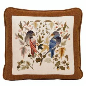 Crewel Work Company Needlework Kit: The Mellerstain Parrots