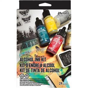 Ranger Ink  Tim Holtz Alcohol Ink Kit