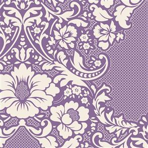 Tilda Tilda Fabric -  Lazy Days - Eleanore Lilac 100166