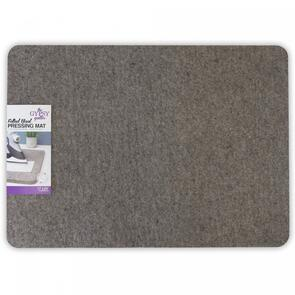 The Gypsy Quilter  Wool Pressing Mat 17in x 24in x 1/2in Thick