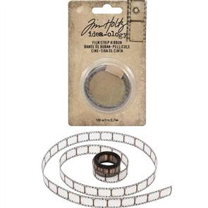 Idea-Ology  Film Strip Ribbon 3yd - Tim Holtz