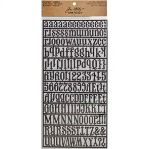 Idea-Ology  Alpha Parts 159/Pkg - Tim Holtz