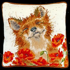 Bothy Threads Tapestry Kit - Poppy Field