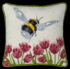 Bothy Threads Tapestry Kit - Flight Of The Bumble Bee