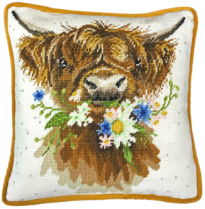 Bothy Threads Tapestry Kit - Daisy Coo