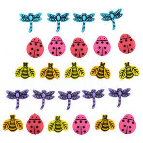 Dress It Up  Embellishments - Tiny Bugs