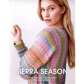 Patons Knitting Pattern 0045 - Sierra Season