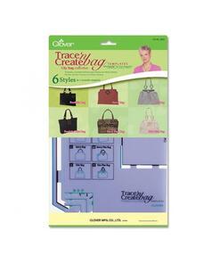 Clover  Trace'N Create Bag City Bag Collection | Nancy Zieman