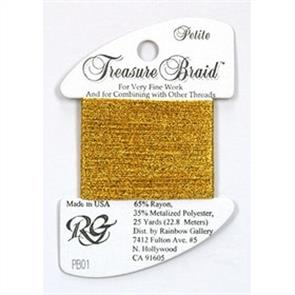 Rainbow Gallery Petite Treasure Braid