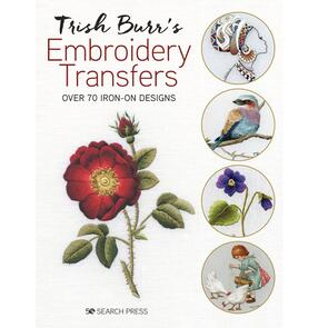 Trish Burr 's Embroidery Transfers