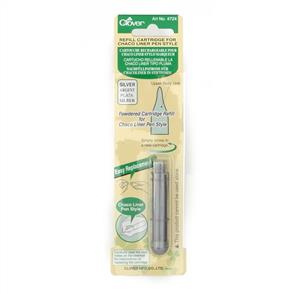 Clover Refill Cartridge Chaco Liner (Silver)