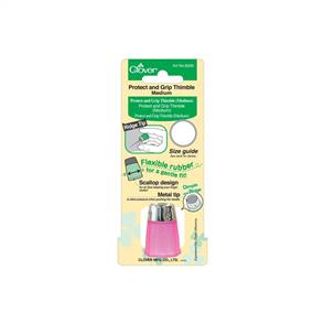 Clover Protect & Grip Thimble (Medium)