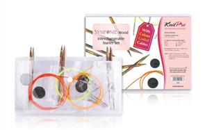 Knitpro : Symfonie, Interchangeable Circular Needle Sets - Starter Set