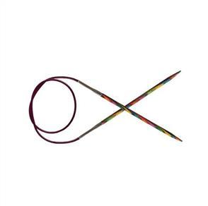 Knitpro Symfonie, Fixed Circular Knitting Needles - 100cm