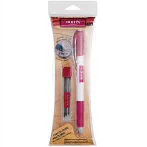Bohin Mechanical Chalk Pencil - Extra Fine (black)
