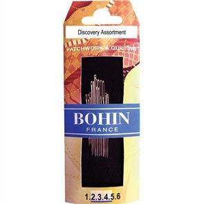 Bohin  - Patchwork & Quilting - Size 1-6