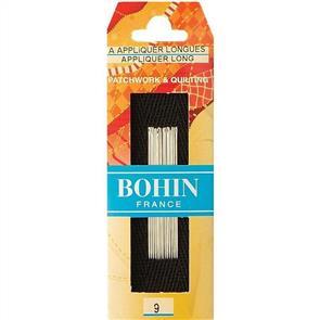 Bohin - Appliquer Long - Size 9
