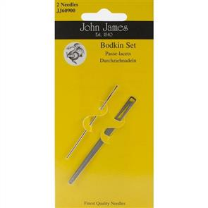 John James  Bodkin Needle Set
