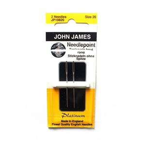 John James  Cross Stitch Needles