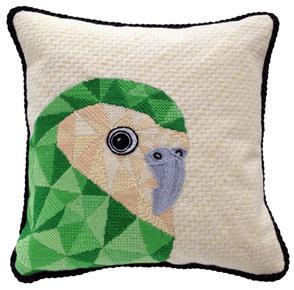 The Stitchsmith  Needlepoint Kit: Kakapo - Parrot