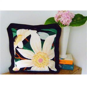 The Stitchsmith  Needlepoint Kit: Flower of the Skies
