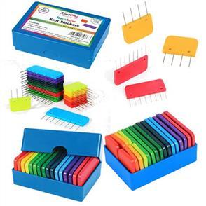 Knitpro  Knit Blockers - Rainbow