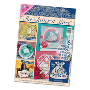Tattered Lace  Magzine Issue 22