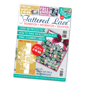 Tattered Lace Magazine Issue 30