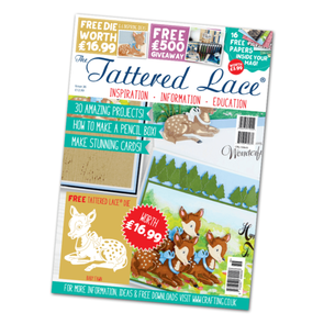 Tattered Lace Magazine Issue 36