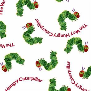 Andover Fabric  The Very Hungry Caterpillar