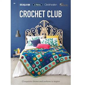 Patons Crochet Club - Book 364