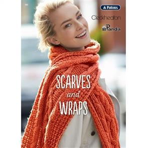 Patons Scarves and Wraps 1