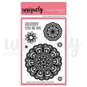 Uniquely Creative - Acrylic Doily Stamp