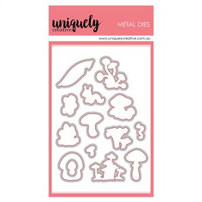 Uniquely Creative  - Mushroom Pals Die