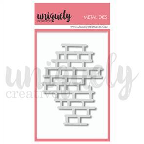 Uniquely Creative - Brick Texture Die