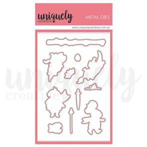 Uniquely Creative  - Fairytale Princes Die