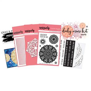 Uniquely Creative  - Doily Mini Kit