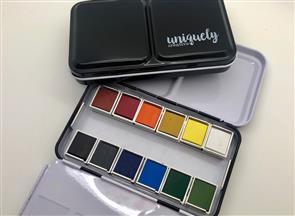 Uniquely Creative - Watercolour Set