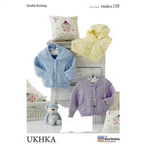 UKHKA Pattern 135 - Jackets and Waistcoat