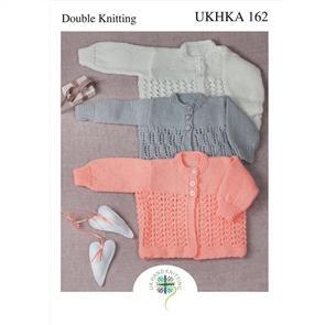 UKHKA Pattern 162 - Cardigan