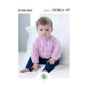 UKHKA Pattern - 167 - Cardigans and Sweaters