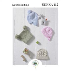 UKHKA Pattern - 182 Hats