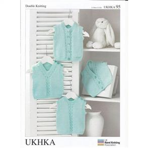 UKHKA Pattern 95 Waistcoat and Slipovers