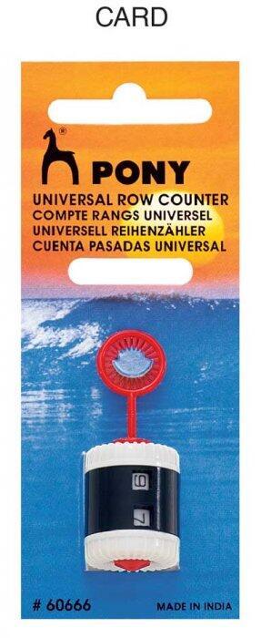 Pony  Universal Row Counter