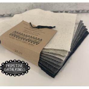 Primitive Gathering 100% Hand Dyed Wool - Urban