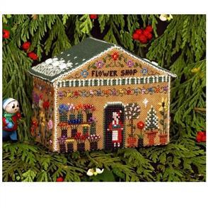 The Victoria Sampler  Gingerbread Flower Shop