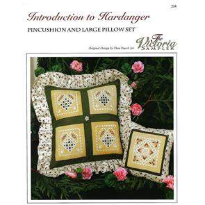 The Victoria Sampler Introduction to Hardanger